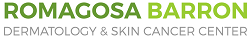 Text only logo Romagosa Barron Dermatology & Skin Cancer Center