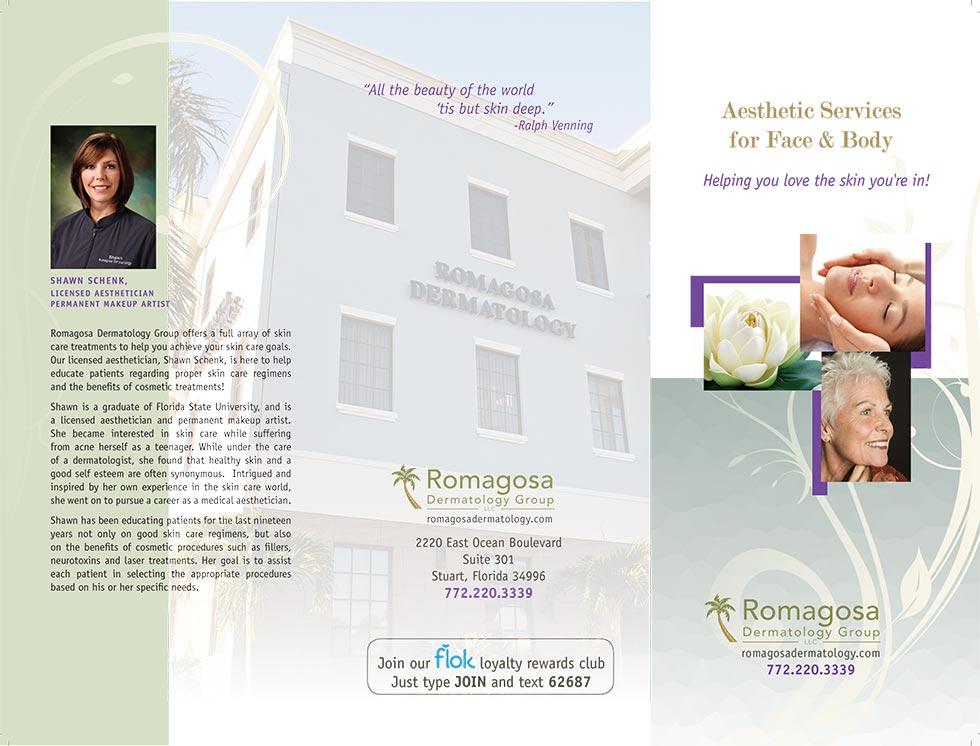 brochure-front-aesthetic-service-Stuart-Fl